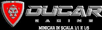 DUCAR RACING by Aeolian srl - Minicar in scala 1/1 e 1/5