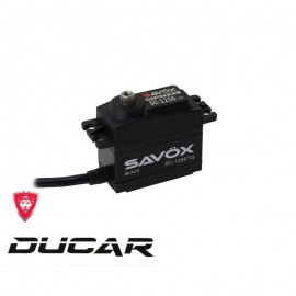 SAVOX SC-1256TG BLACK EDITION digital servo LIMITED EDITION
