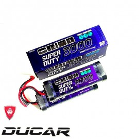 ORI10901 - Team Orion Akku Super Duty Pack 7,2V-3000mAh