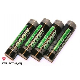 Team Orion AAA Batteries 900mAh HV (4) ORI13202