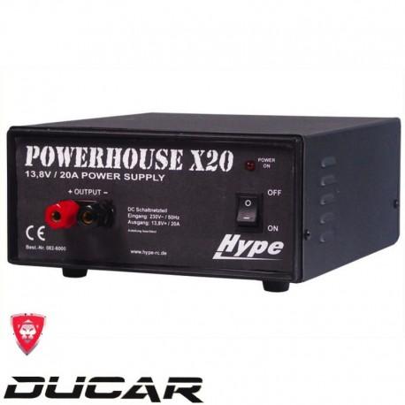 Netzteil PowerHouse X20 Hype Kyosho 082-6000