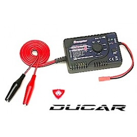 (Graupner 6440) DC LiPo Quick Charger 4 / Auto Detect 1~3S / Manual Select 4S