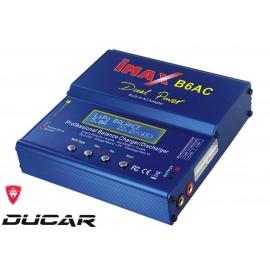 IMAX B6-AC B6AC Lipo NiMH 3S RC Batteria Caricabatterie AC a DC