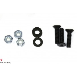 2012-12 Mecatech Screws, Washer and Bolts for Bumper set viti