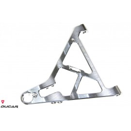 2012-40 Mecatech wishbone front bottom left Braccetto ant. inferiore SX