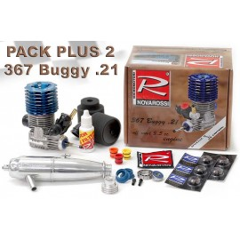 NOVAROSSI 367 BUGGY PACK PLUS 2 OFF-ROAD  (2008)