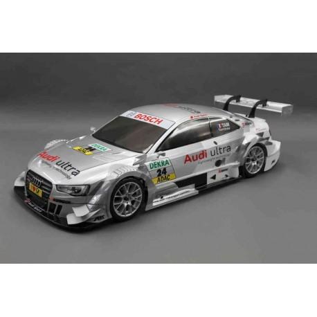 """Audi RS5 DTM 2013 """"Audi ultra"""" Kar. set 2.0mm PC RTR"""
