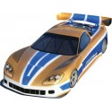 PROTOFORM CORVETTE C6-R 200MM PAN CAR BODY